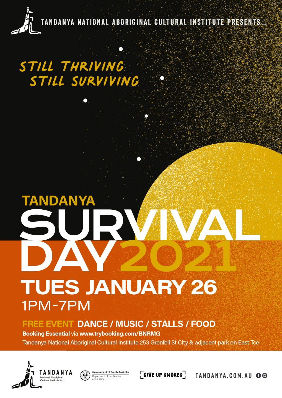 Tandanya Survival Day 2021